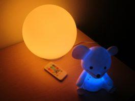 Mon enfant a besoin d'une veilleuse de nuit : laquelle choisir ?
