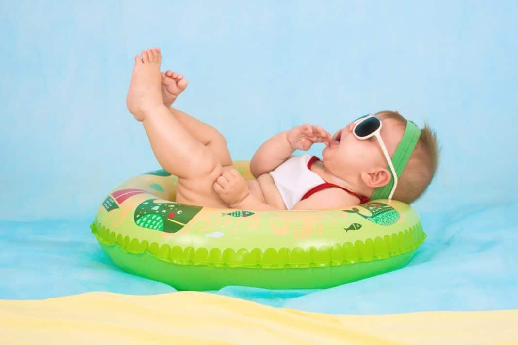 Quel type de maillot de bain pour bébé ?