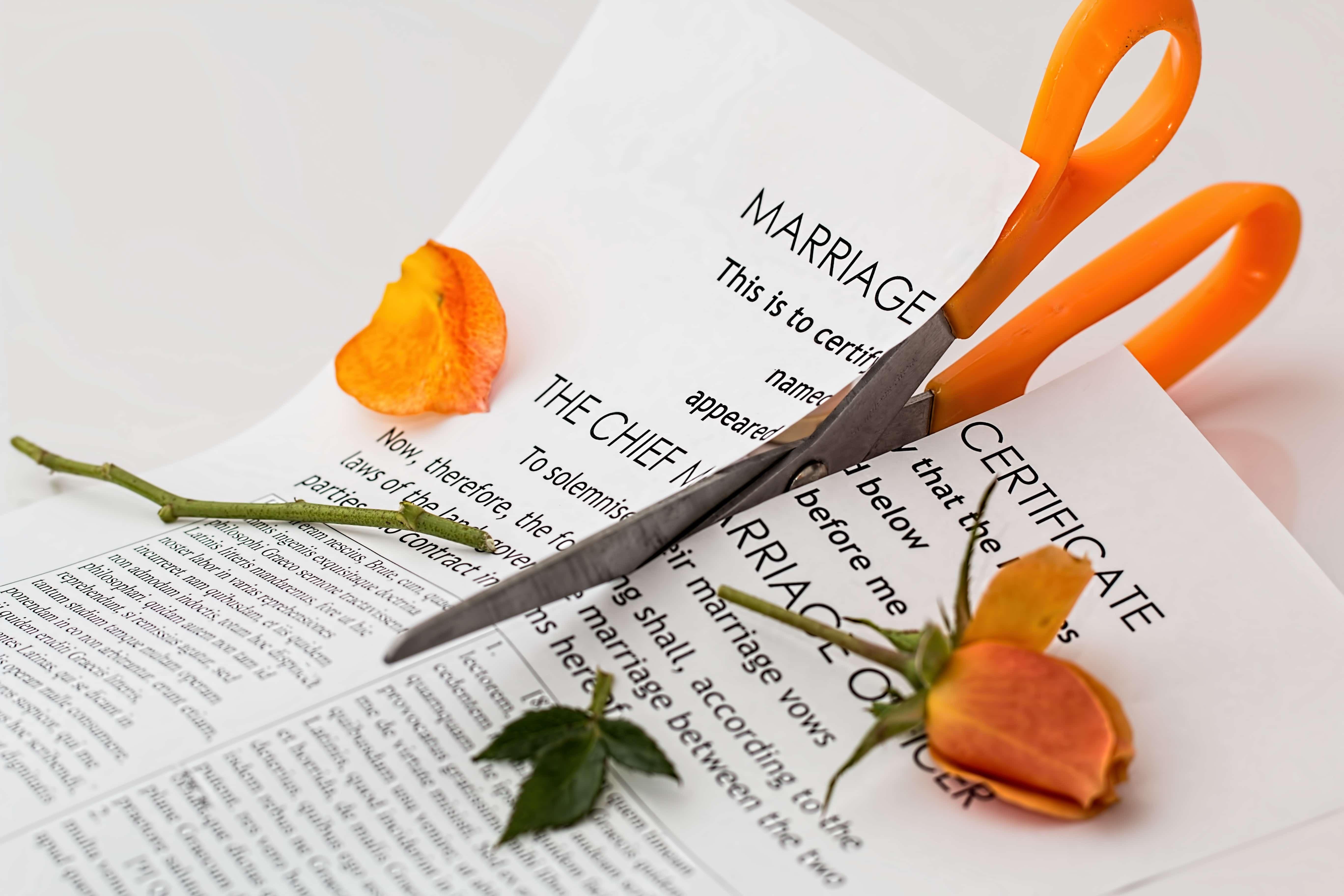 Après le divorce datant de nouveau
