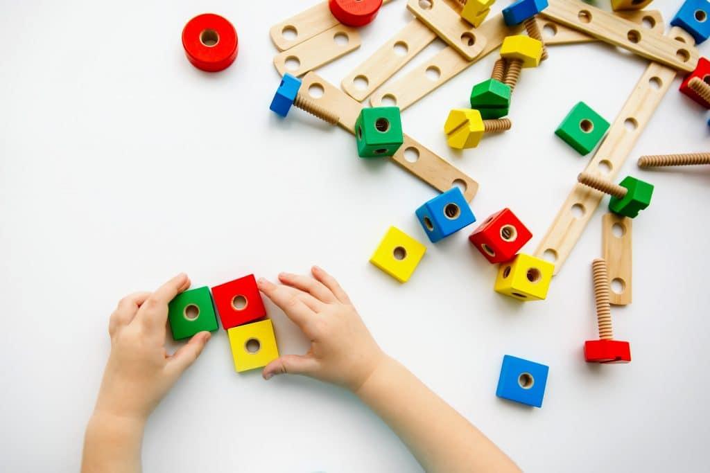 Acheter des jouets en bois