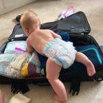 10 choses à ne pas oublier quand on part en week-end avec bébé