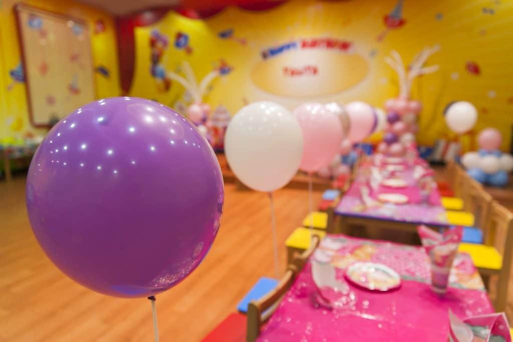 Quel lieu choisir pour un anniversaire d'enfant ?