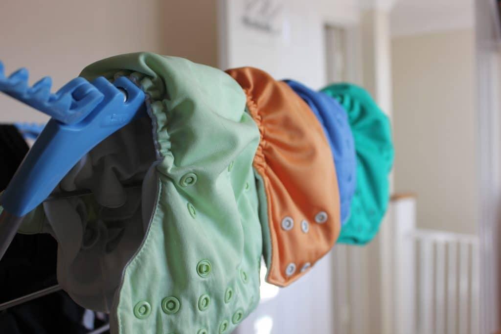 Le mode d'entretien de vos couches lavables