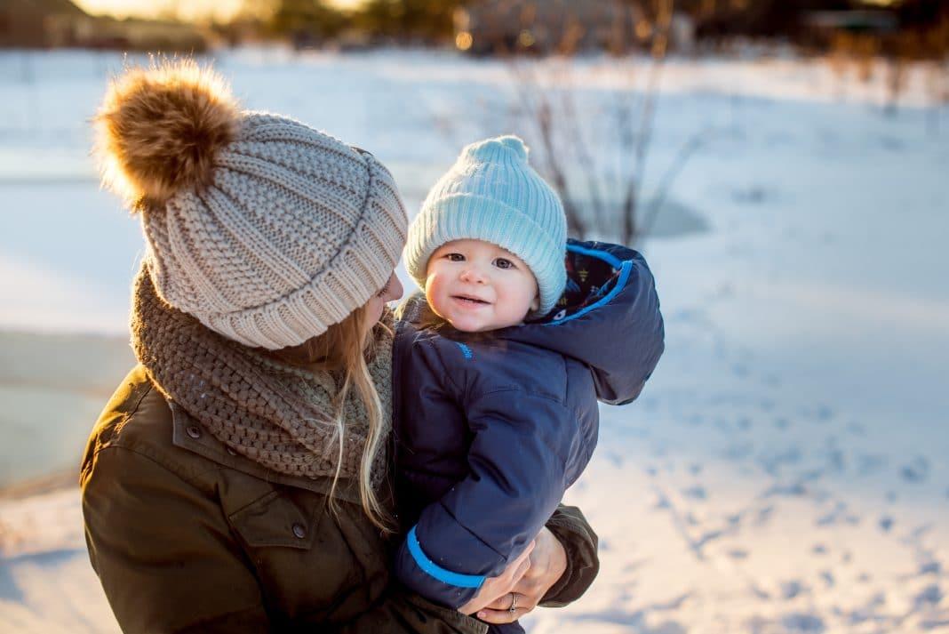 Comment habiller bébé pour l'hiver ?