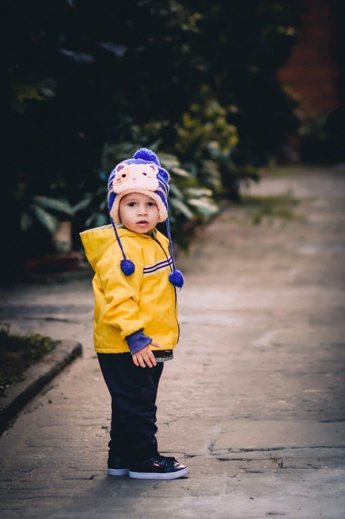 À quoi doit-on faire attention quand on achète des baskets pour bébé ?