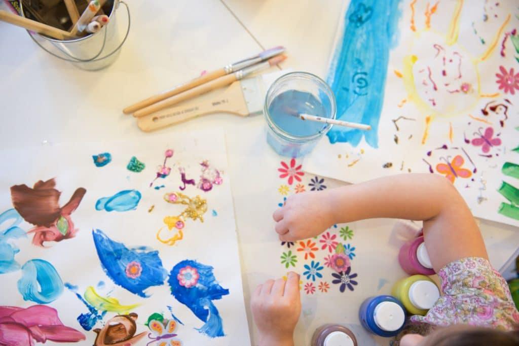 Impliquez vos enfants dans la fabrication d'un cadeau original