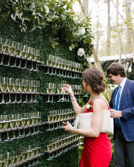 Une décoration de mariage tendance : on dit OUI !