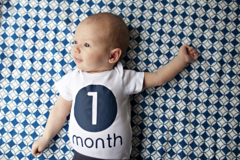 Comment déboucher le nez d'un bébé de 1 mois ?