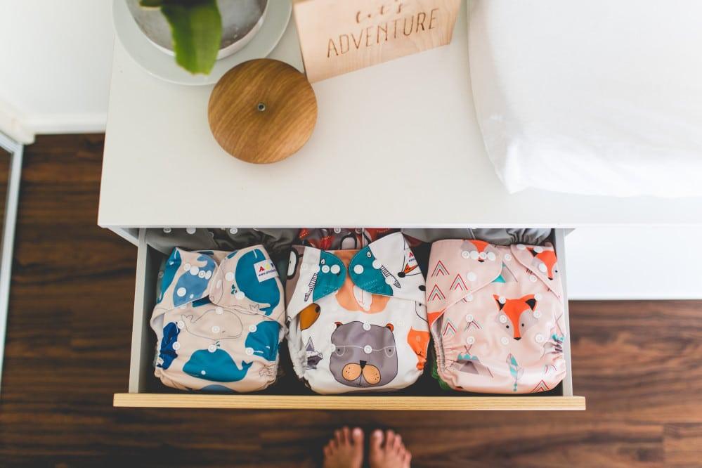 Utiliser des couches lavables en crèche