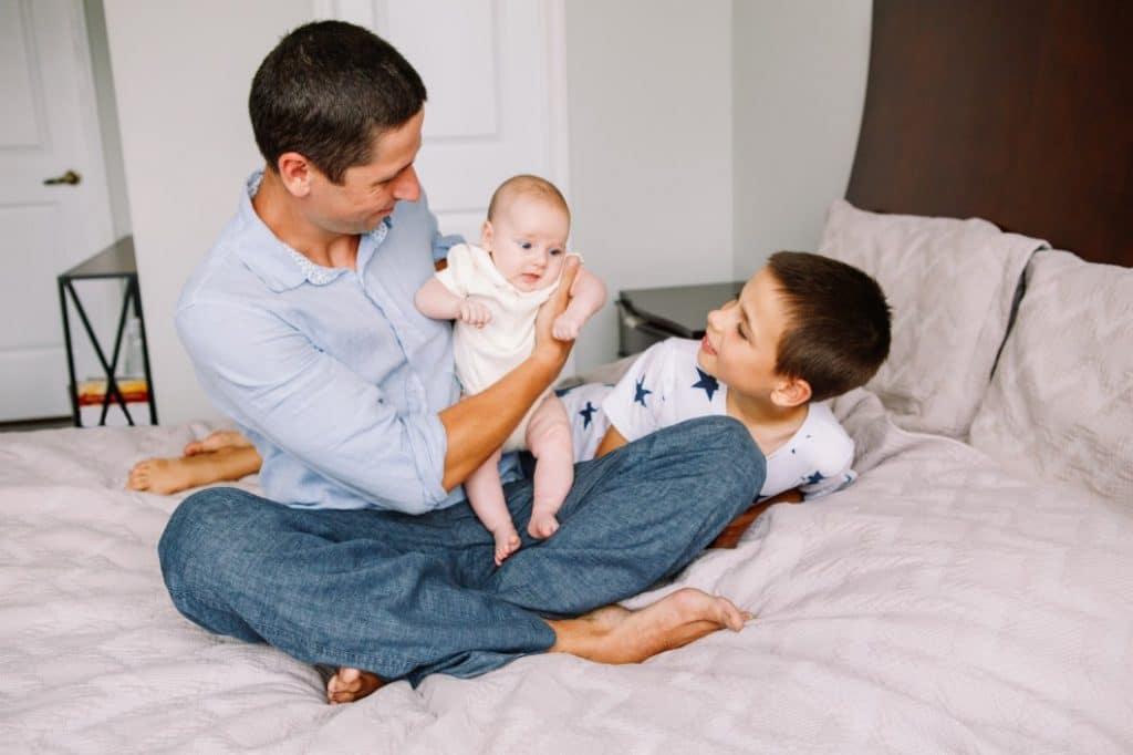 Congé paternité en CDD : y ai-je droit ?