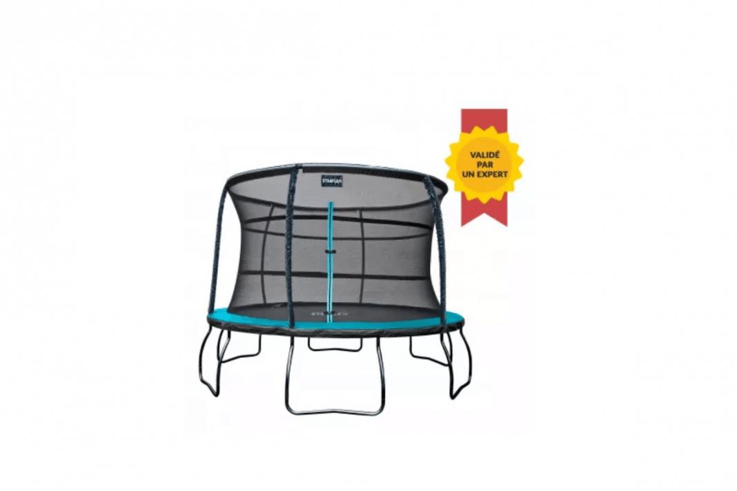 Zoom sur les trampolines Topflex