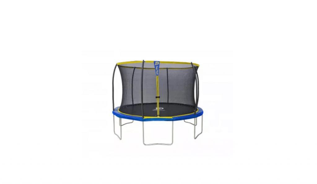 Présentation de la marque de trampoline Topflex