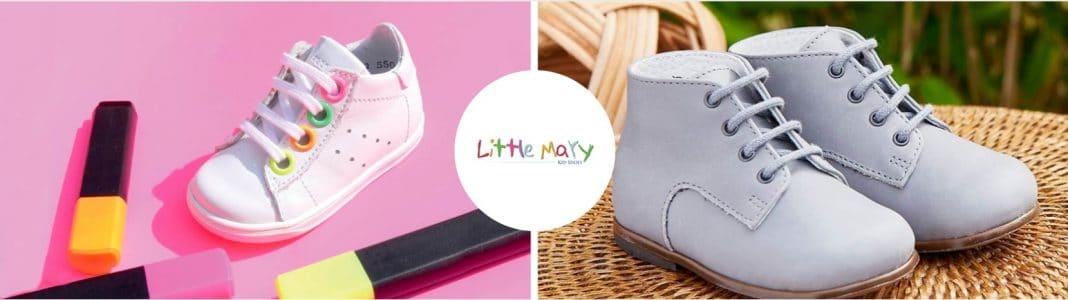 Mon avis sur les chaussures Little Mary