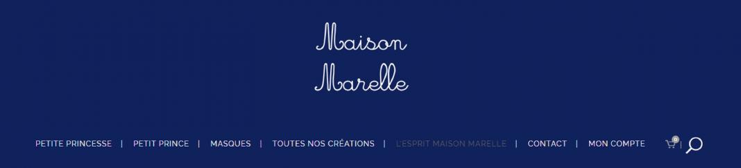 Maison Marelle : la jolie marque de vêtement pour enfant à découvrir