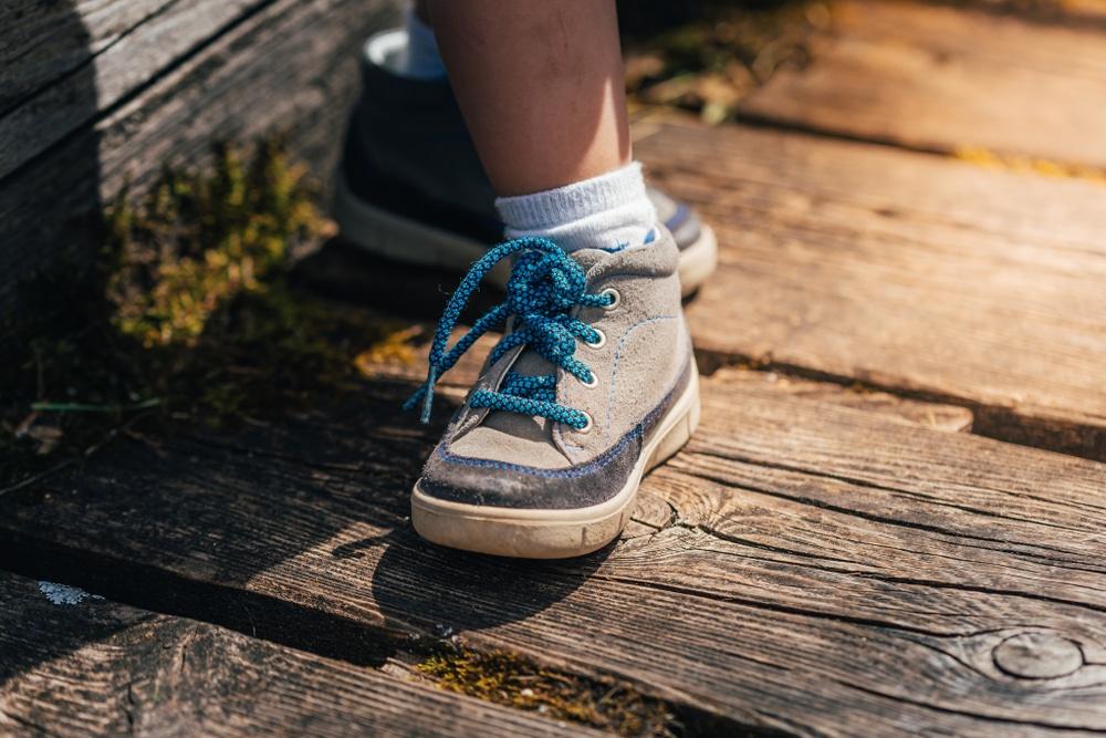 Bien choisir ses chaussures de rando pour enfant