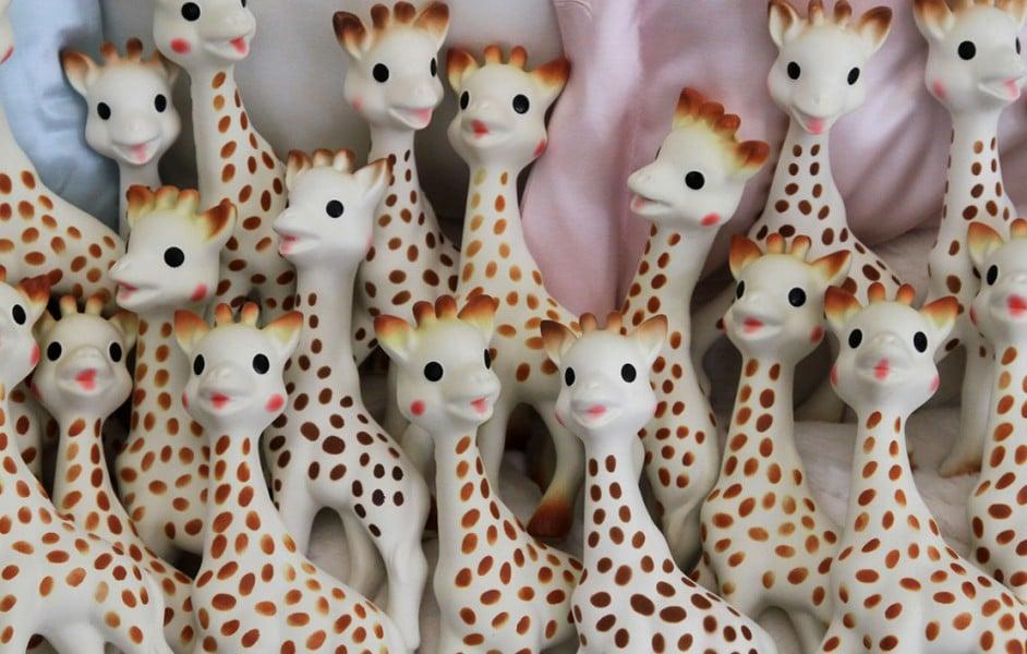 Quel est le meilleur jouet Sophie la girafe selon l'age de son enfant ?