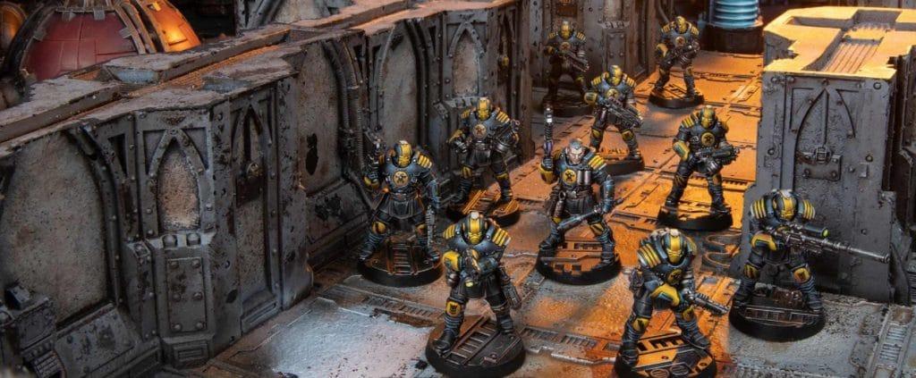 Mon avis sur les figurines Warhammer de Games Workshop