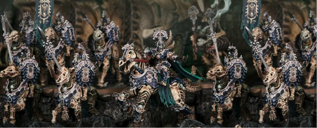 Focus sur les figurines Warhammer du studio Games Workshop
