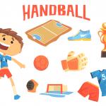Et si votre enfant pratiquait le handball?