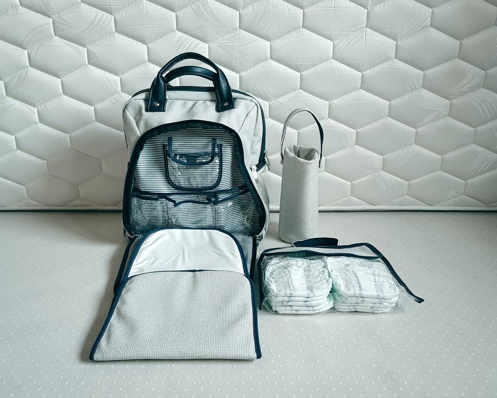 Comment bien choisir son sac à langer ?
