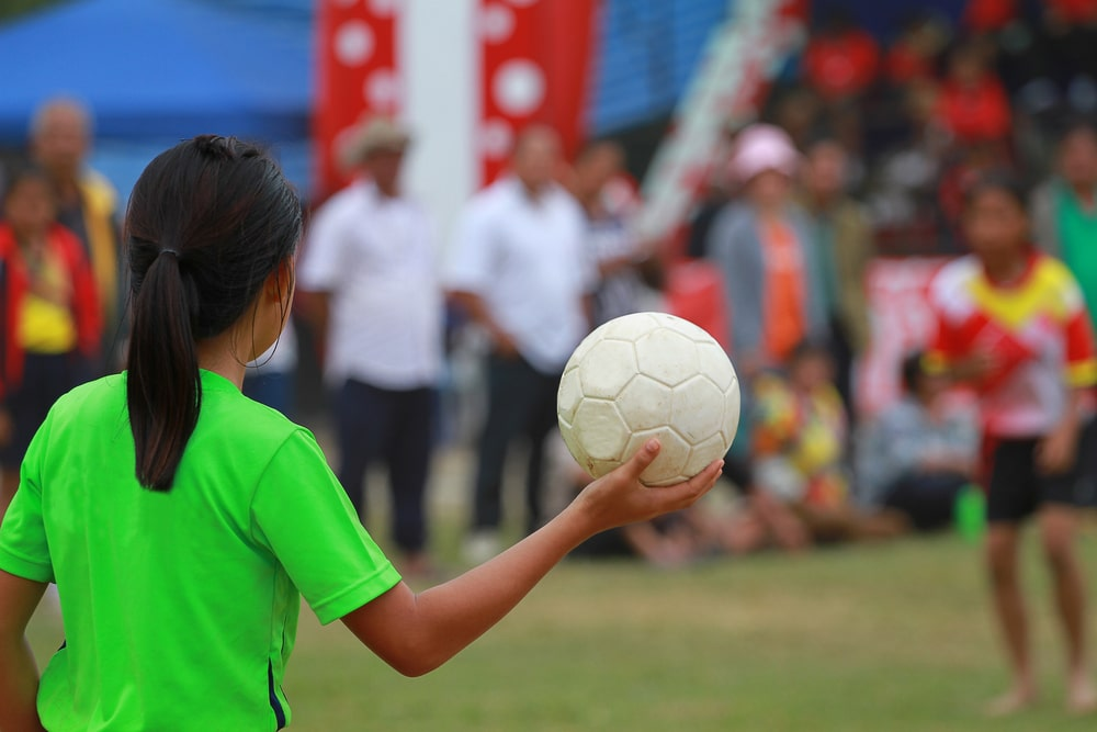 Handball pour enfant : commencer tôt pour prendre de bonnes habitudes