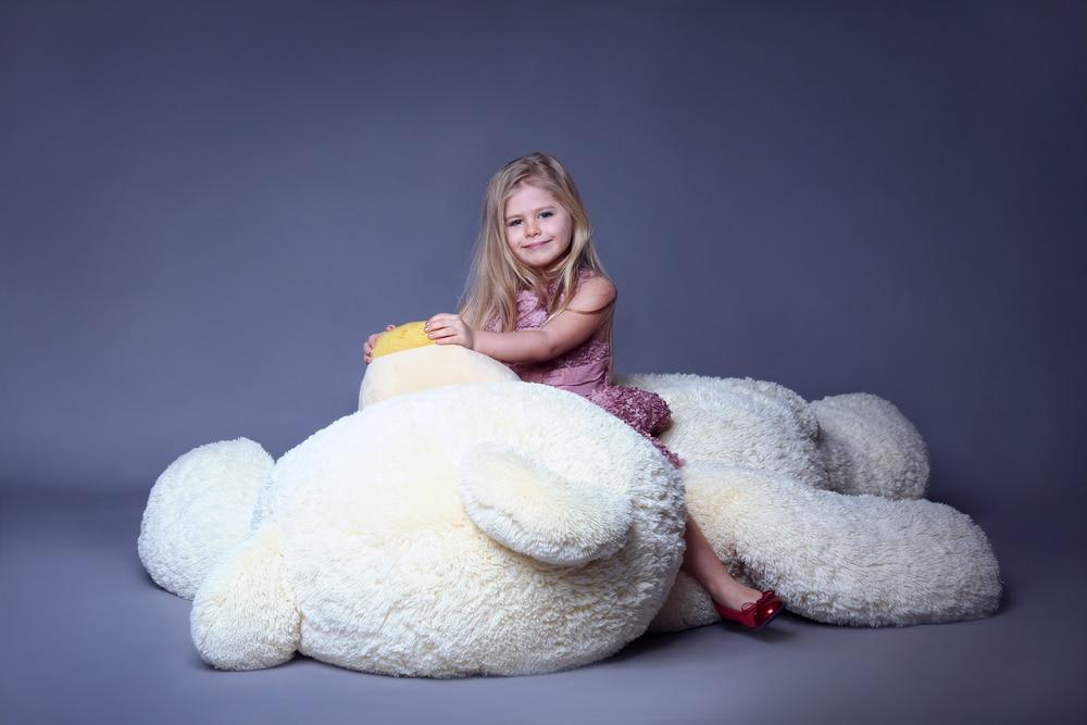 Comment choisir une peluche géante pour enfant ?